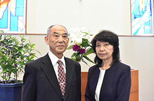 インマヌエル湘南中央キリスト教会の牧師
